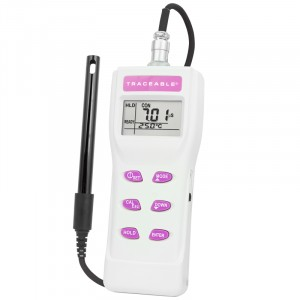 4360 Traceable Expanded Range Conductivity Meter