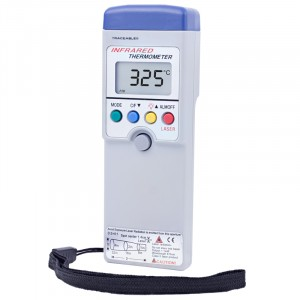 4472 Infrared Memory and Alarm Traceable Thermometer