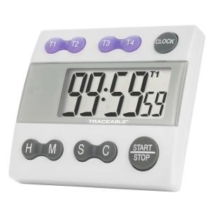 Four Channel Traceable Alarm Timer