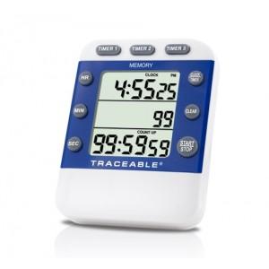 1092 TRACEABLE Pocket Timer,Analog,60 Min.