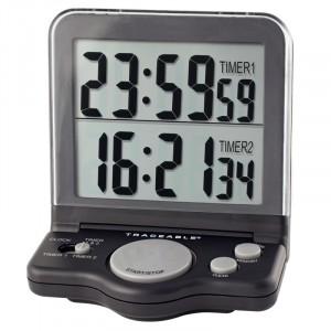 5023-Black-Jumbo Traceable Timer