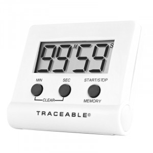 *DISCONTINUED* Instant-Recall Memory Traceable Timer