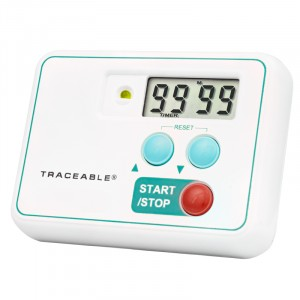 Visual Traceable Alarm Timer