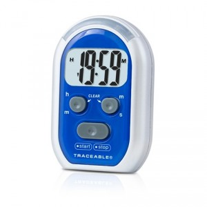 5233  Vibrating Traceable Timer