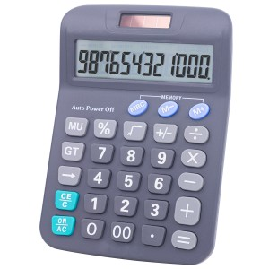 6032 12 - Digit Solar Desktop Calculator