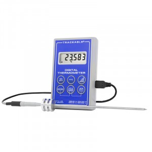 Platinum Ultra-Accurate Digital Traceable Thermometer