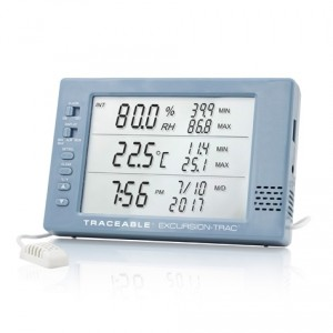 Excursion-Trac  Datalogging Traceable Hygrometer