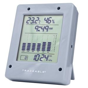 Digital Monitoring Traceable Barometer
