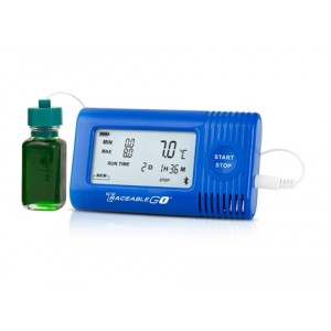 Traceable® Temperature  Bluetooth Data Logger compatible with TraceableGO™ App  and TraceableLIVE® Cloud Service