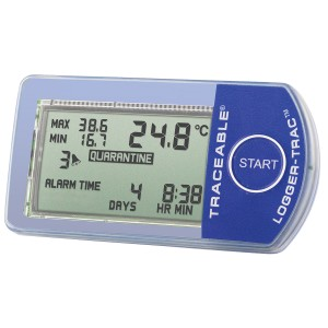 Logger-Trac  Datalogging   Traceable Thermometer