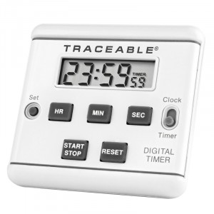 Traceable LCD Timer *DISCONTINUED*