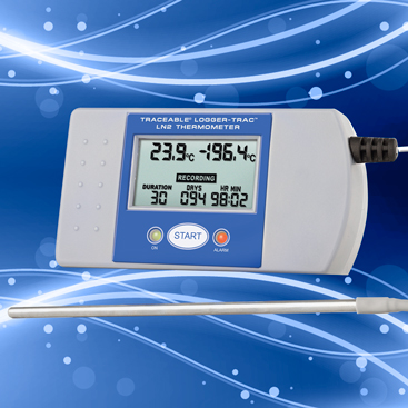 Traceable® Datalogging Thermometers for Refrigerators, handling, transportation, freezers and more.