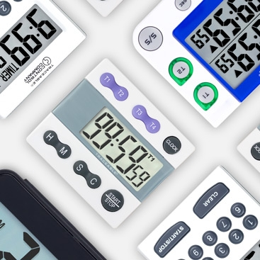 Traceable has a wide variety of timers to suit your laboratory needs. From digital to analog, to multi-channel alarms, Traceable has all selection you can choose from.