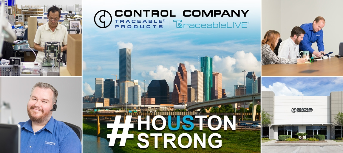 Traceable® Products is #HoustonStrong