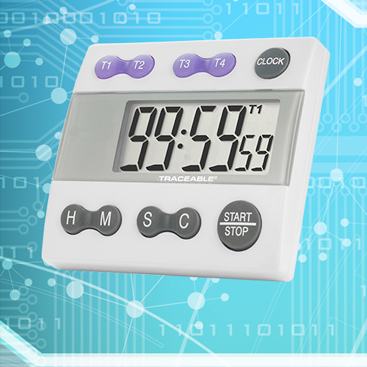 Traceable® Timers multiple Applications