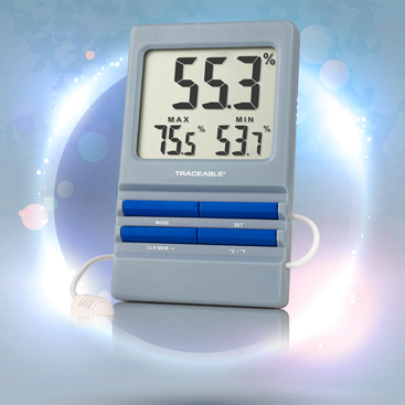 Traceable® Hygrometers multiple Applications