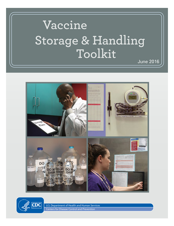 VFC Storage and Handling Toolkit